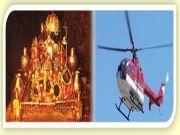 Vaishno devi by Helicoper