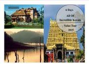 Cochin, Munnar, Alleppey, Tour Package