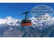 Himachal 5 Nights / 6 Days