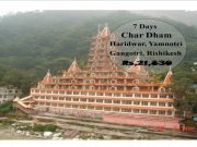 Haridwar - Yamnotri - Gangotri - Rishikesh Tour