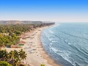 Romantic Goa With Mumbai Honeymoon Tour
