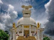 Diamond Triangle Of Odisha (4 Nights / 5 Days)
