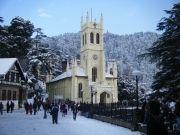 Shimla to Manali Tour by Cab Ex Chandigarh