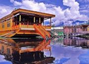 Exotic Kashmir with Houseboat