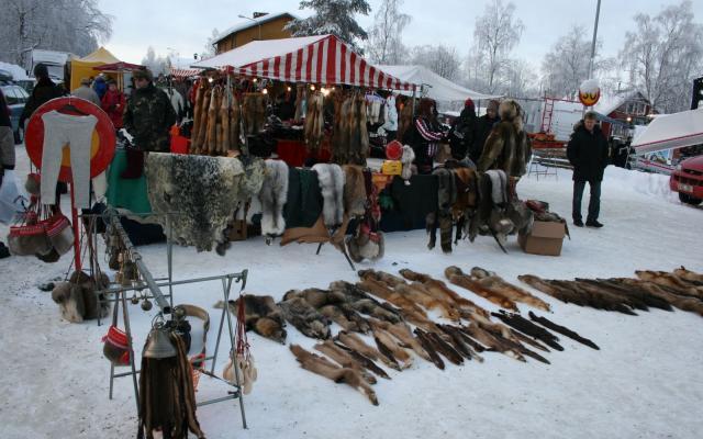 Jokkmokk Winter Market In Jokkmokk Sweden Fairs - Jokkmokk sweden map