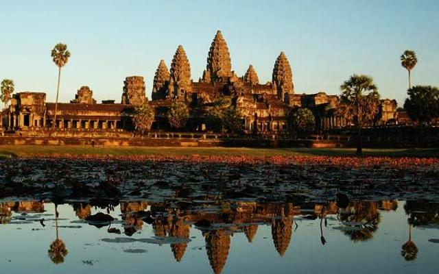 Angkor Wat Travel Package From India