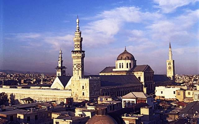 Immerse The Old World Charm Of Damascus Syria In Syria