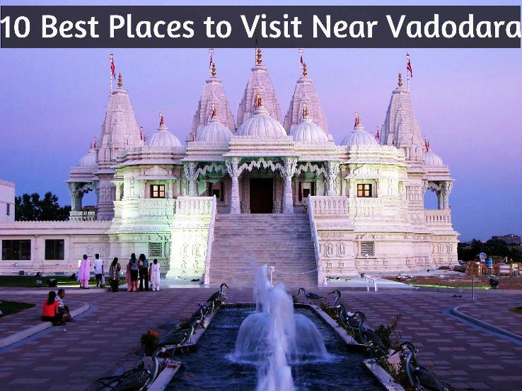 10 Best Places To Visit Near Vadodara 1 Laxmi Vilas Palace 2 Eme Temple 3 Sayaji Baug
