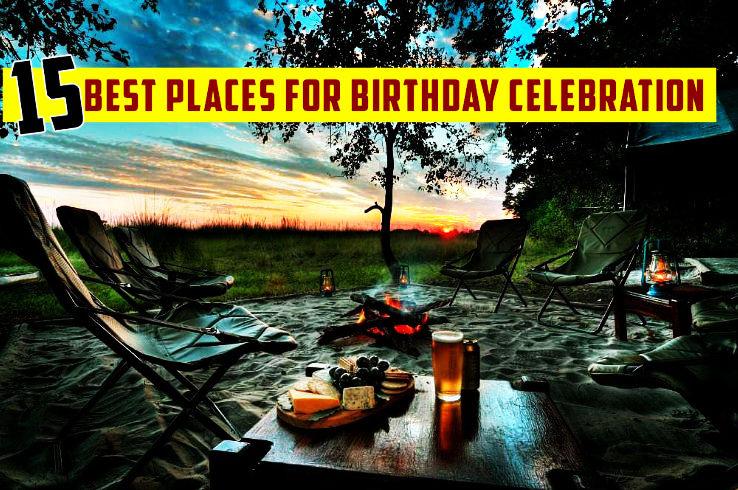 15 Places Where You Should Celebrate Your Next Birthday, 1 Les Vegas, 2 Goa, 3 Mumbai - Hello ...