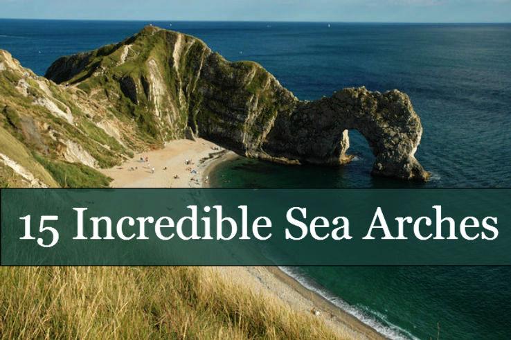 15 Incredible Sea Arches around the World, 1. Durdle Door ...