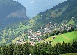 Romantic Switzerland (r- Same Package)